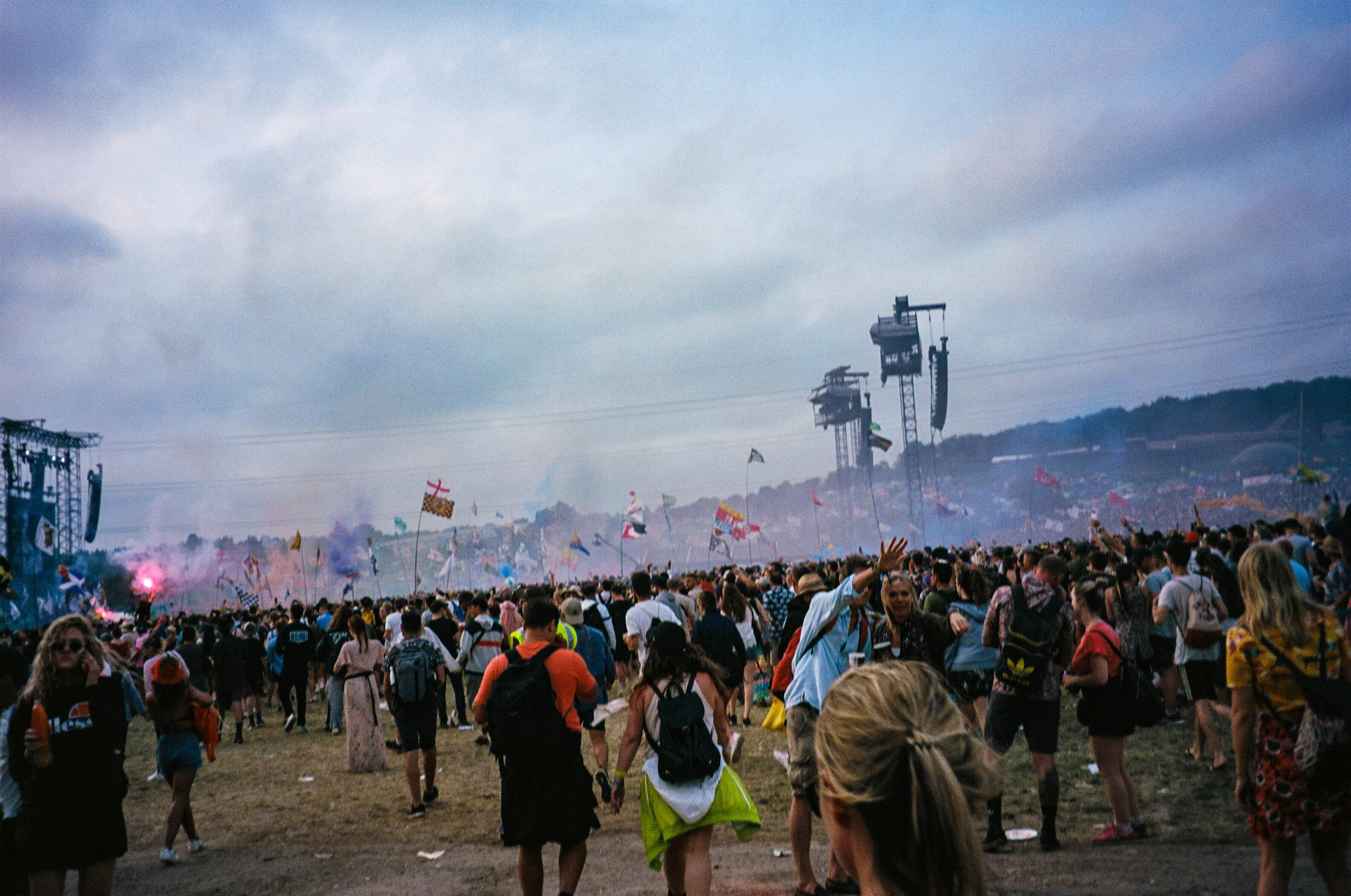 Glastonbury, England June 2019