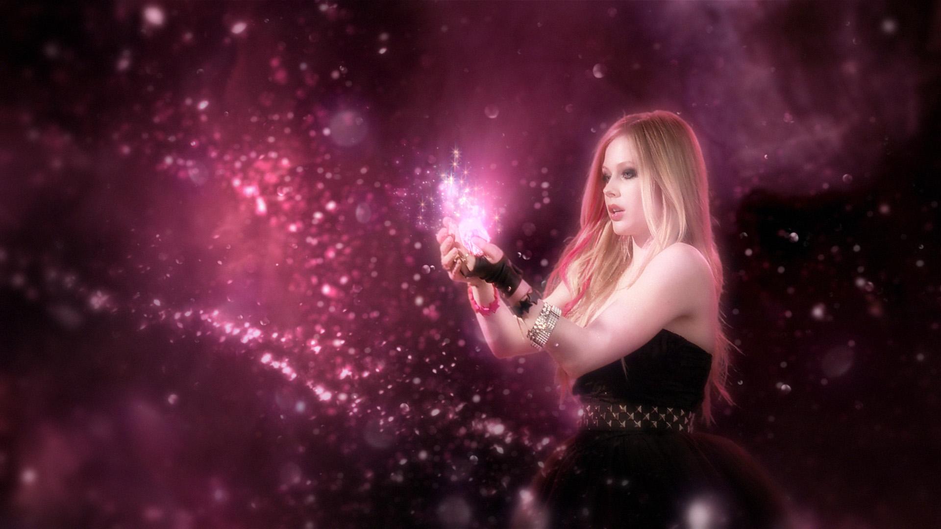 """Avril """"BlackStar"""""""