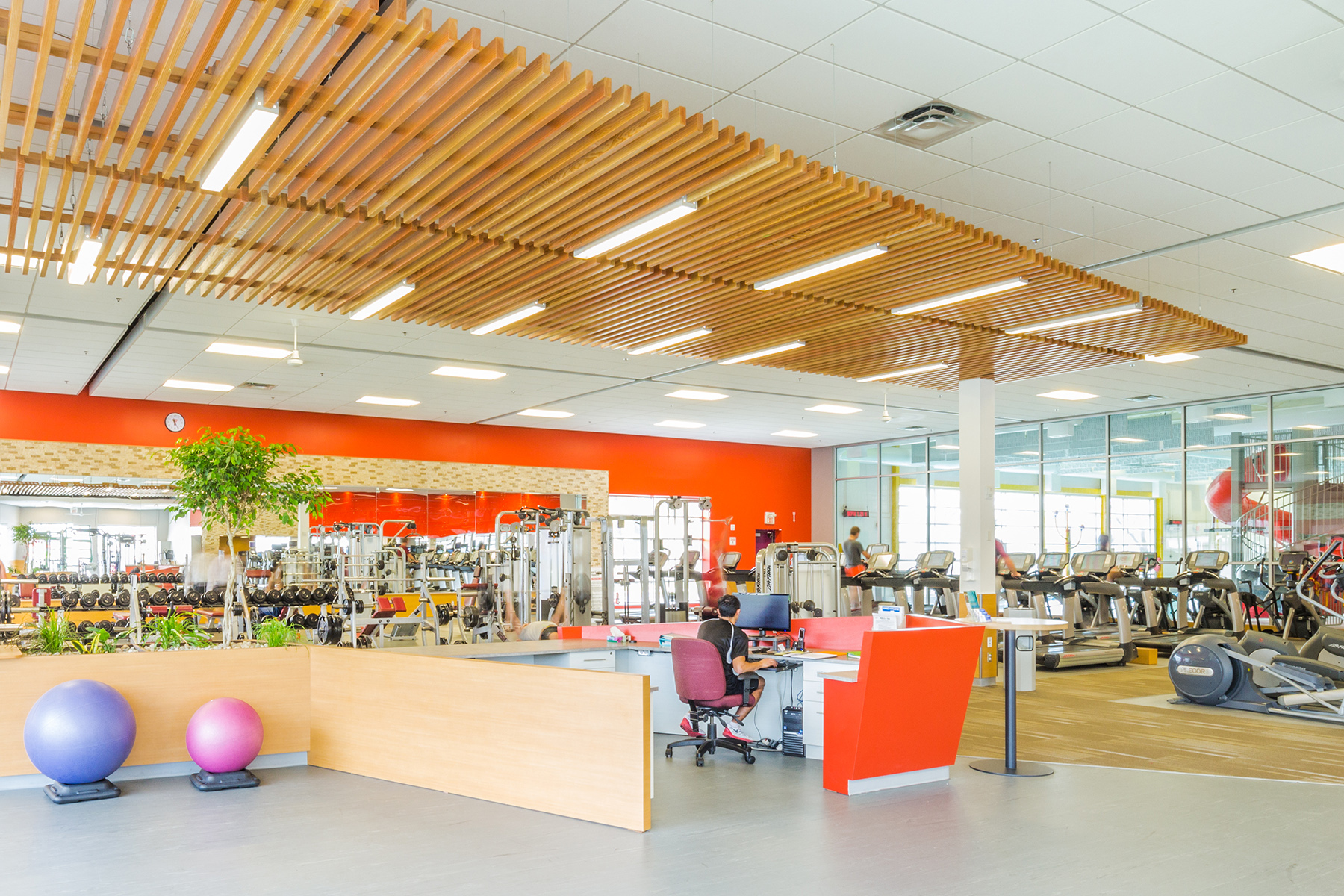 YMCA-YWCA West Portage Interior Renovations — MMP Architects