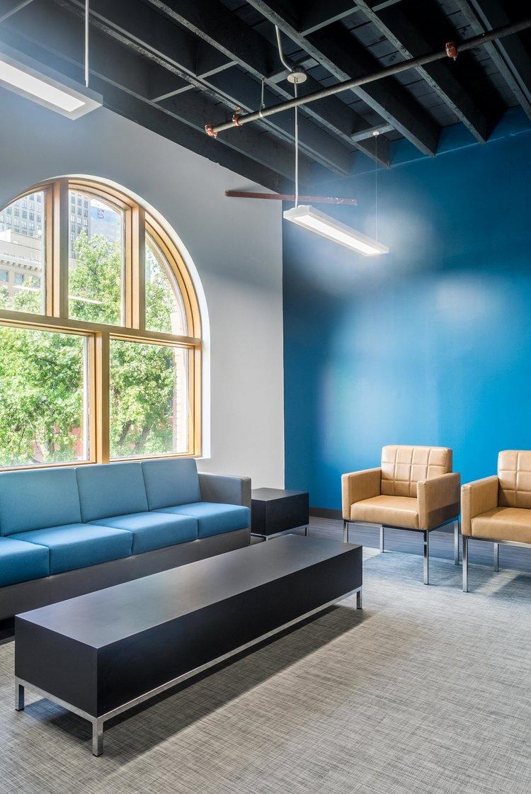 Hippo CMMS Renovations — MMP Architects Inc