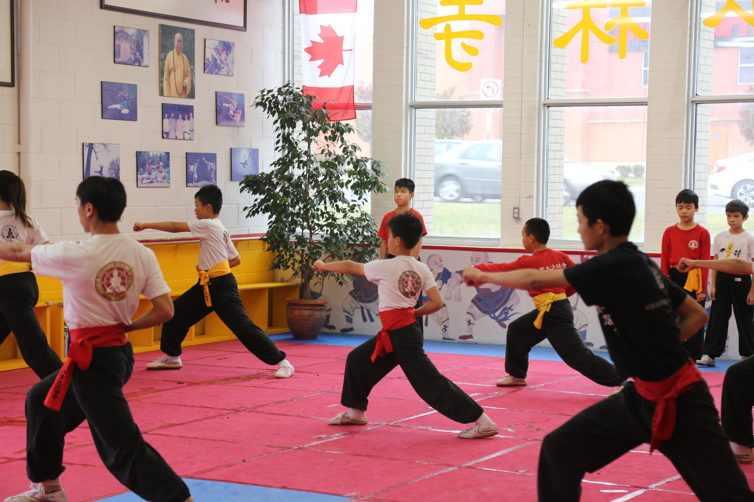 Shaolin Cultural Centre of Canada