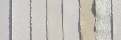 Watercolour papers