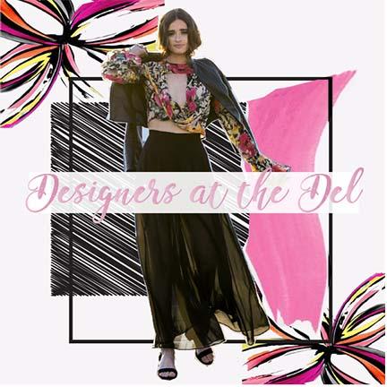 Designer at the Del