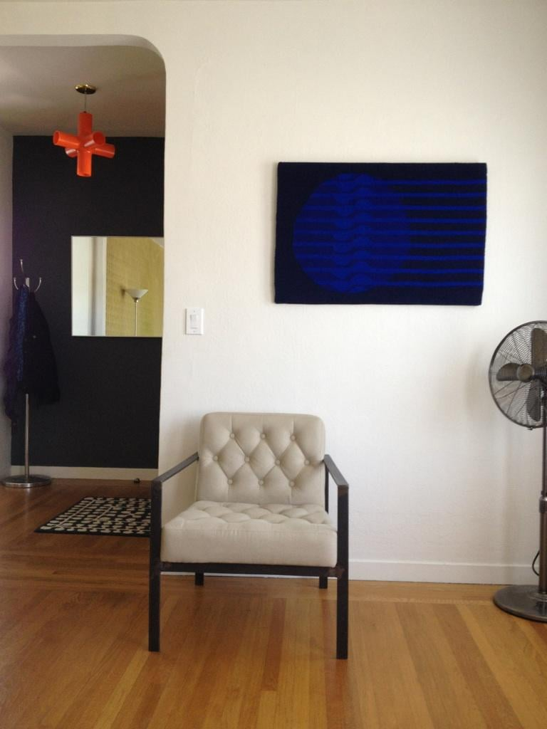 Blue Notes Phase  Rex-Manuel Residence. Oakland, California