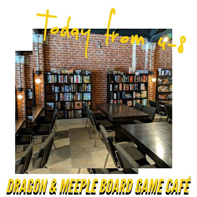 Hey everyone, this is our next to last event of the summer! This evening we will be going to the Dragon and Maple Board Game Café right here in South LA! If you love games, or want to learn some new ones, you should join us! The entry fee is $5, which is up to you to cover. We will be providing rides from the Teen Center there, and will be leaving at 5 PM. If you want to just meet us there, the address is 3742 S. Flower Street, LA, CA 90007. They have a full menu there, so bring money if you want to grab some food and drink. • • • #kaleoteens #SummerattheTC #kaleoteens #empowerment #changemindset #knowyourself #freshopportunities #worldimpactinc #socal #southerncalifornia #losangeles #la #layouth #lateens #losangelesteens #southla #boardgames #boardgamecafe #dragon&meeple @dragonandmeeple