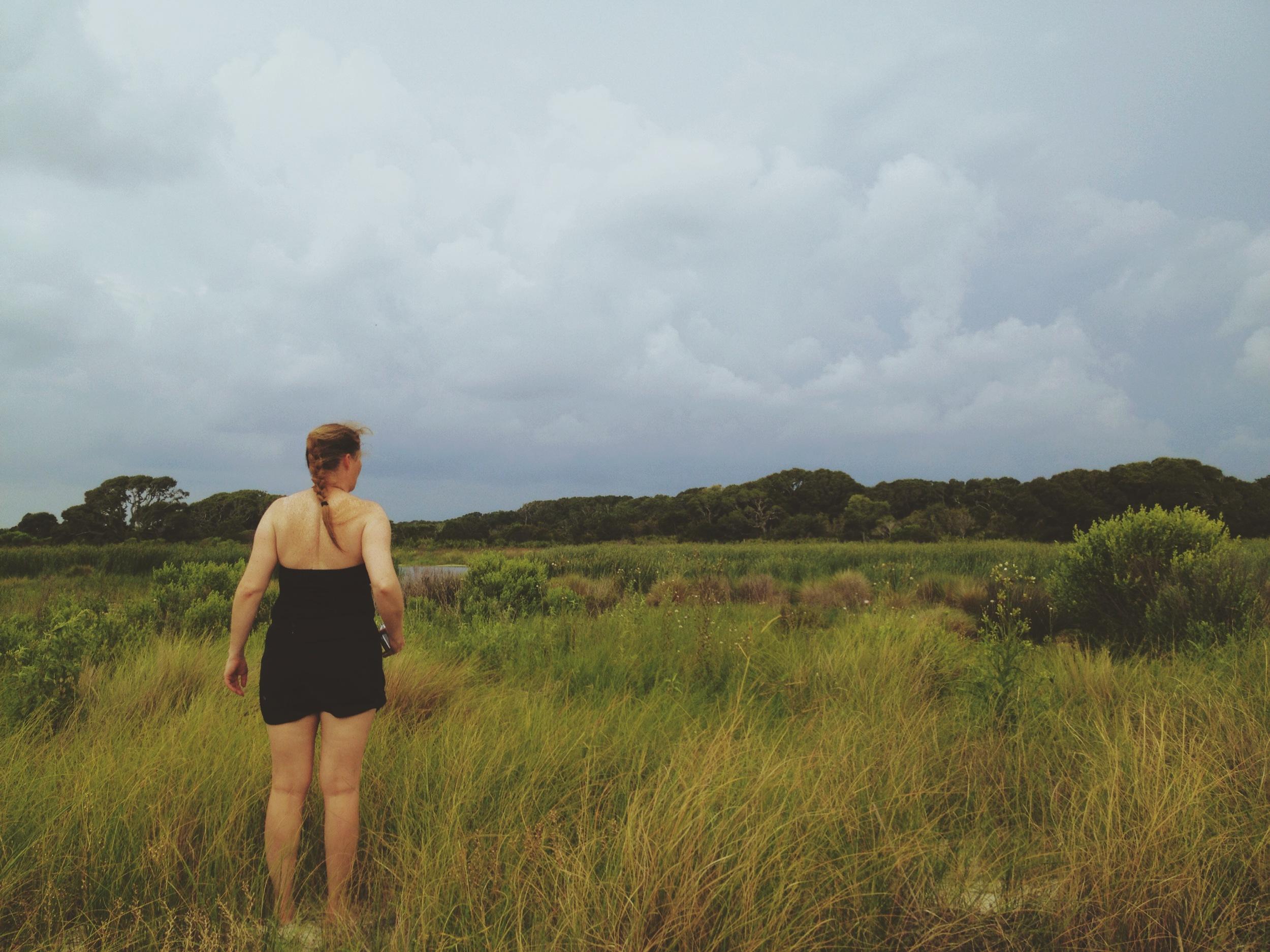 Joy Anne / Blackbeard Island National Wildlife Refuge 2014 © Manda Faye Dunigan