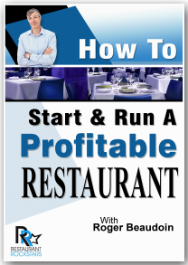 How To Start & Run A Profitable Restaurant: Audio Book