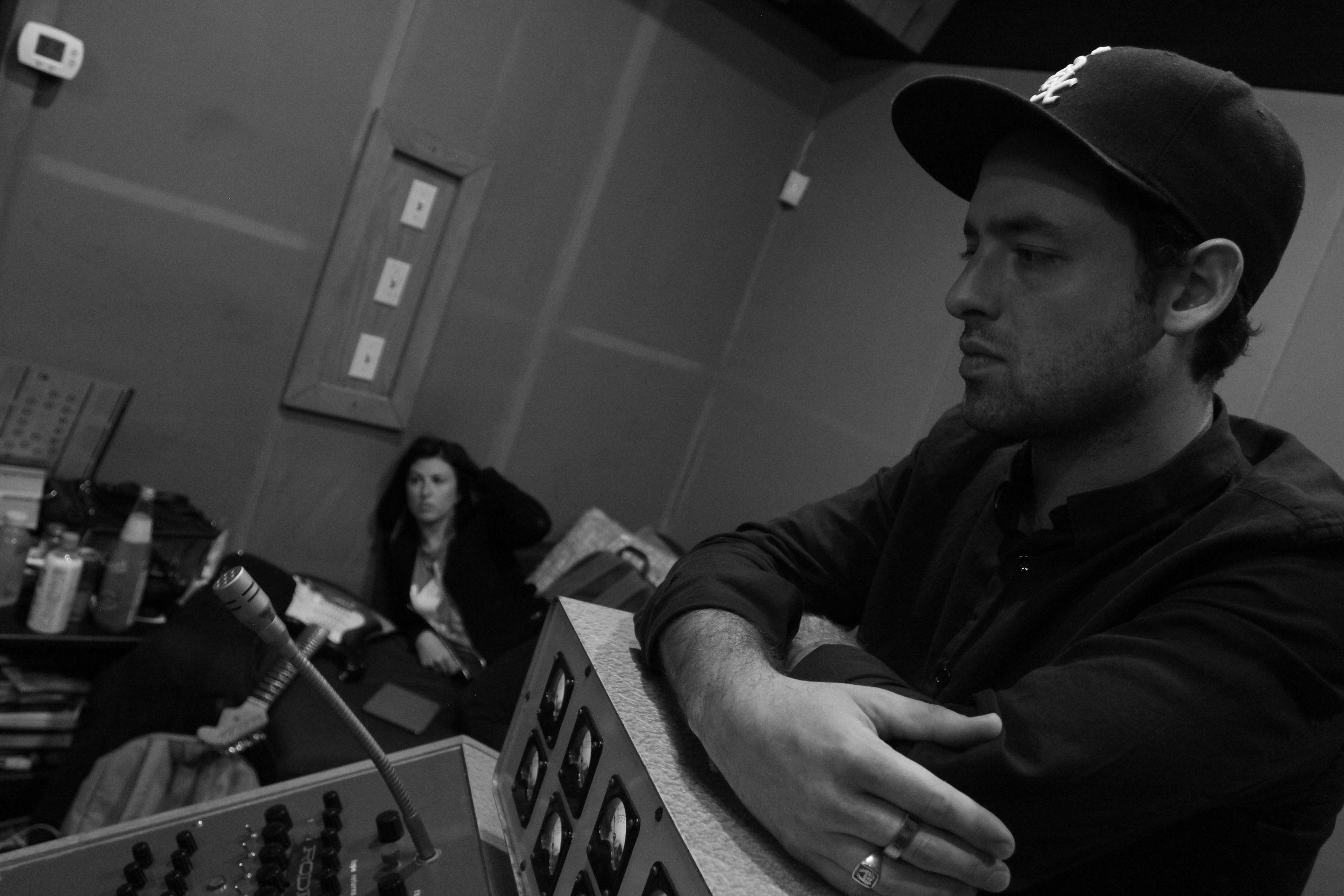 Phantogram In Studio