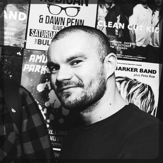 Lukas Kosar - Sugarbumps Co-Runner & DJ