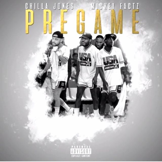 "Incase you've been under a rock today. Chilla Jones & Mickey Facts dropped a track called ""Pregame""  and they went up 1-0 on Lilmac and DayLite"