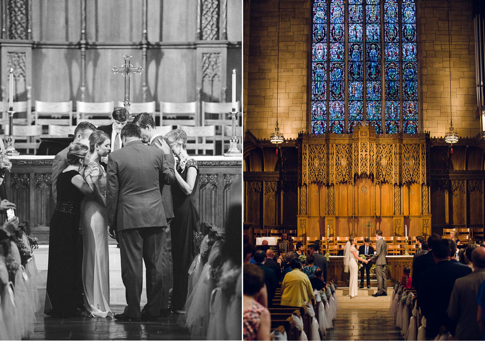 Prayer of Bride and Groom