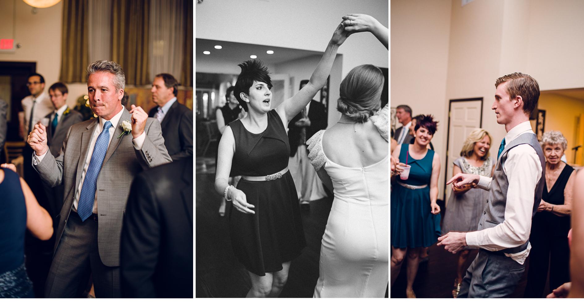 Bride Dancing at Reception