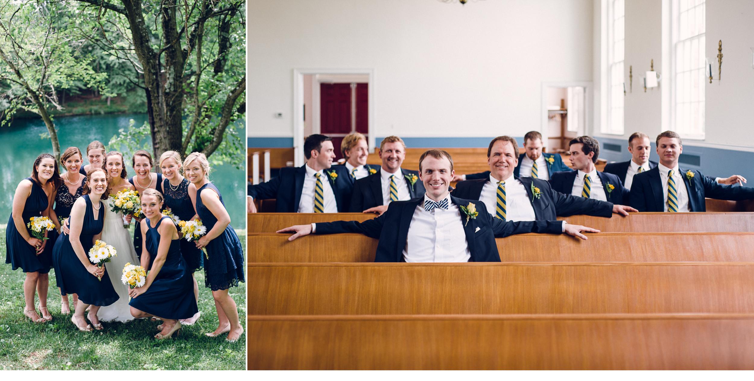 Men and Women Wedding