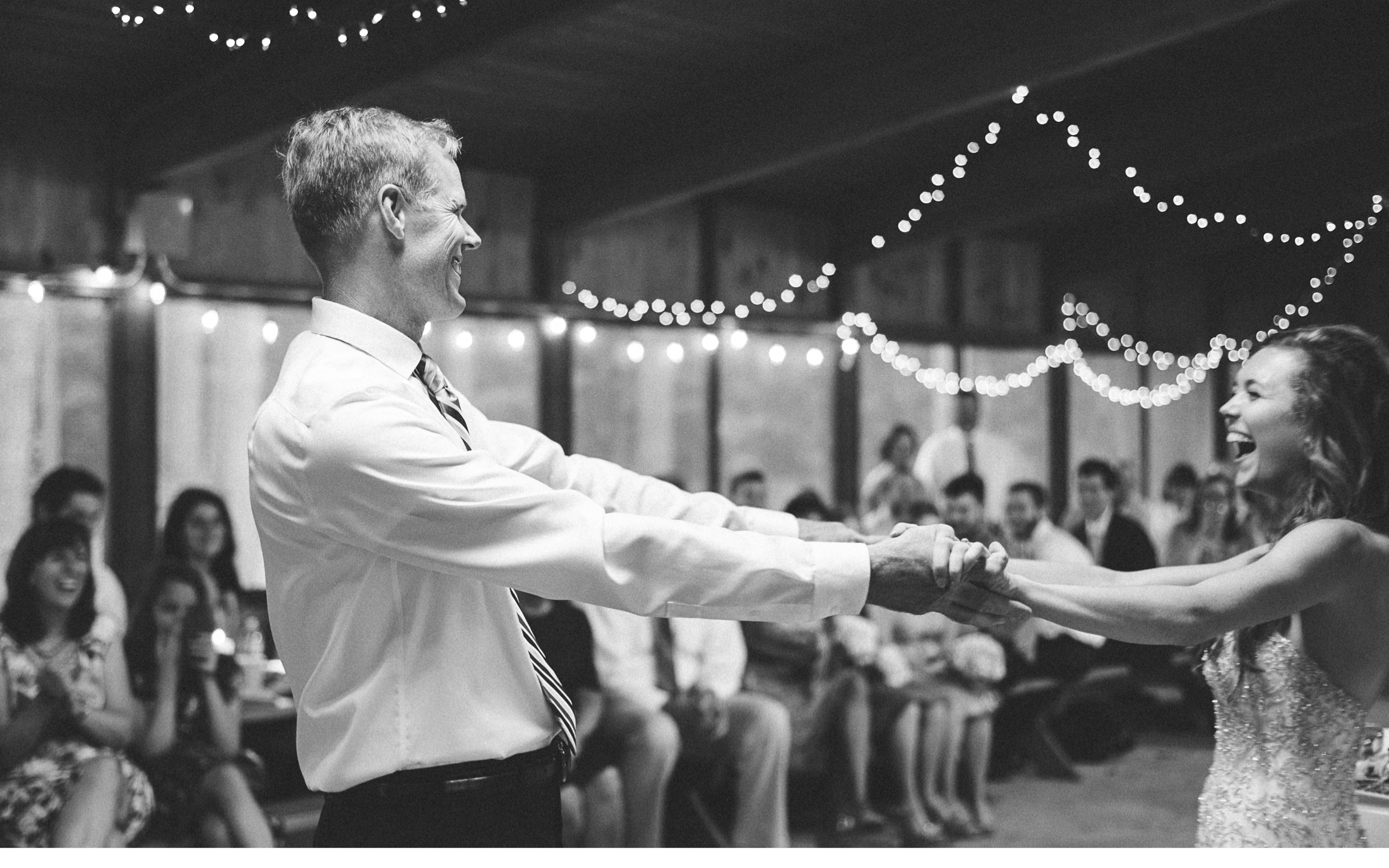 Father Daughter Dance Swing