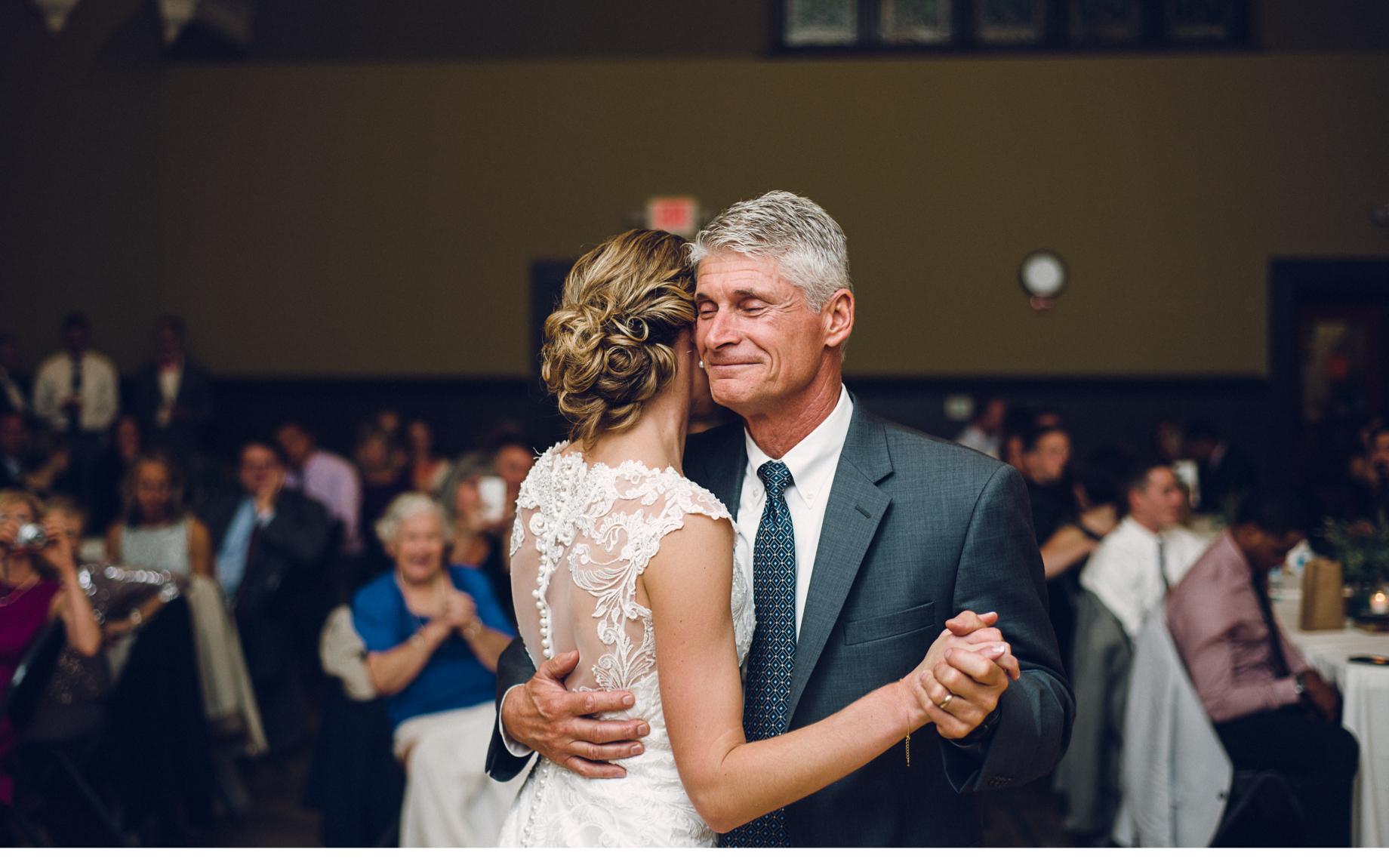 dad first dance