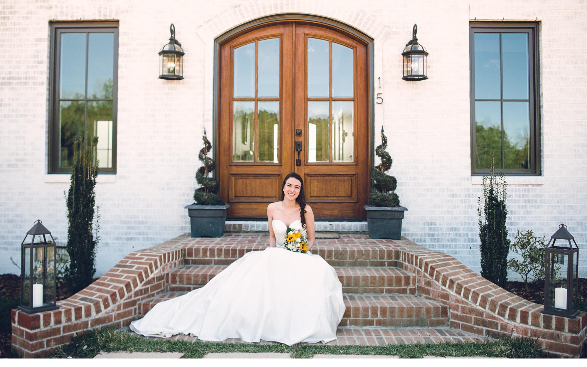 Bride at The Bradford