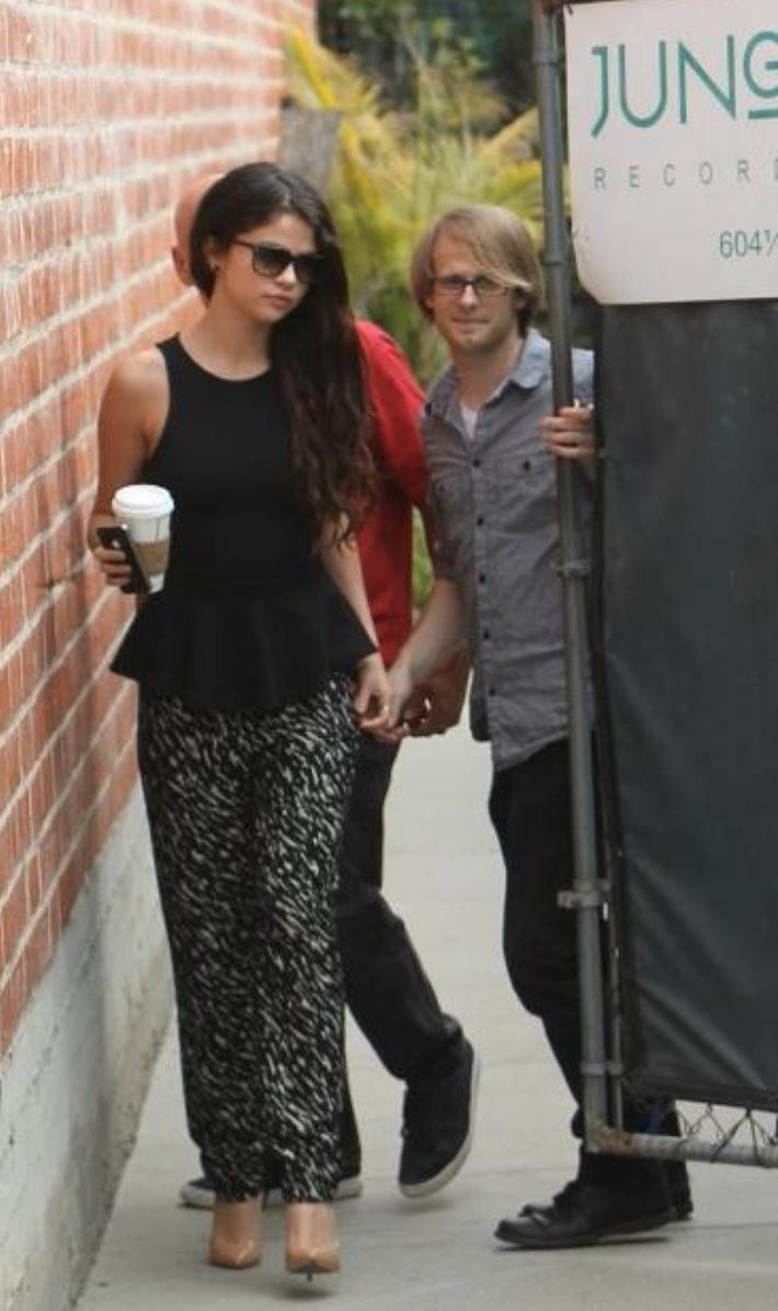 Selena Gomez/ Jeff Stone