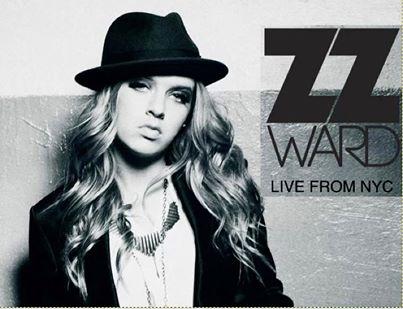 ZZ Ward