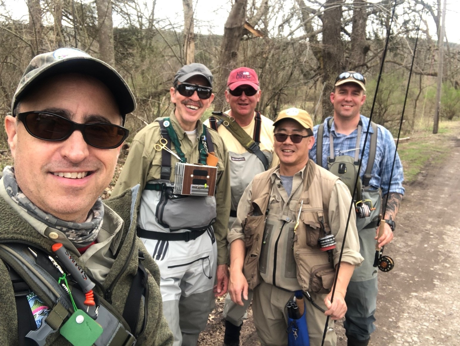 Big Flat Brook Trip-April 31st, 2019 -