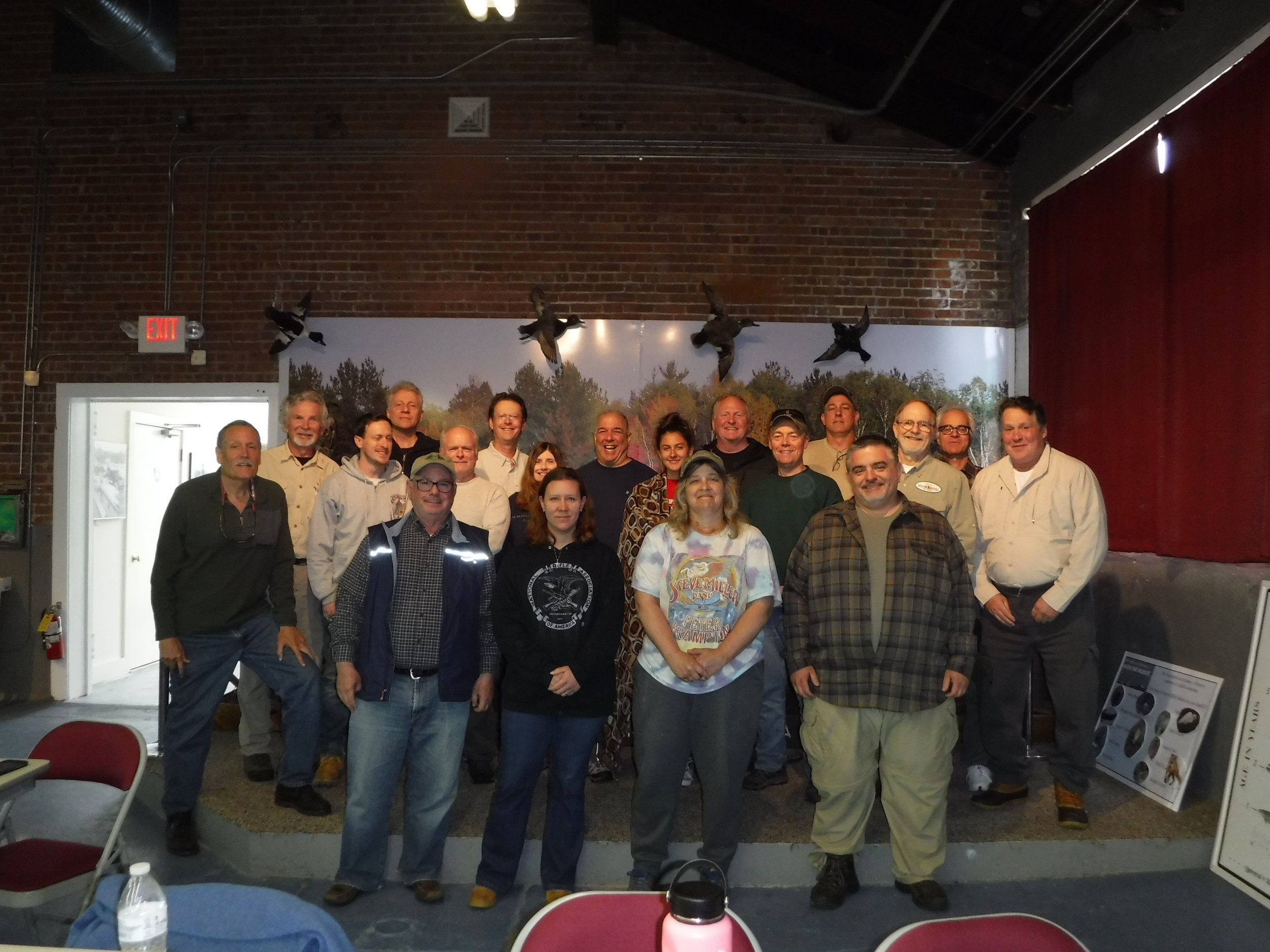 2019 Fly Fishing School Graduation, May 5th, 2019