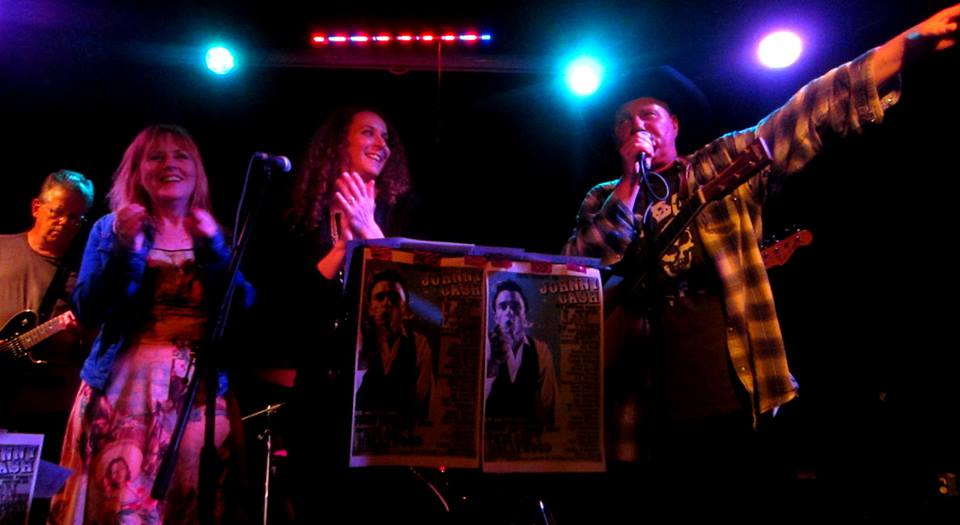 Johnny Cash Tribute, Lori Yates, Chris Houston