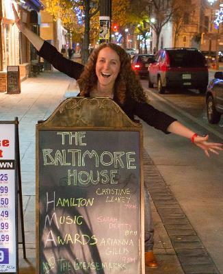 The Baltimore House, Nov 2012