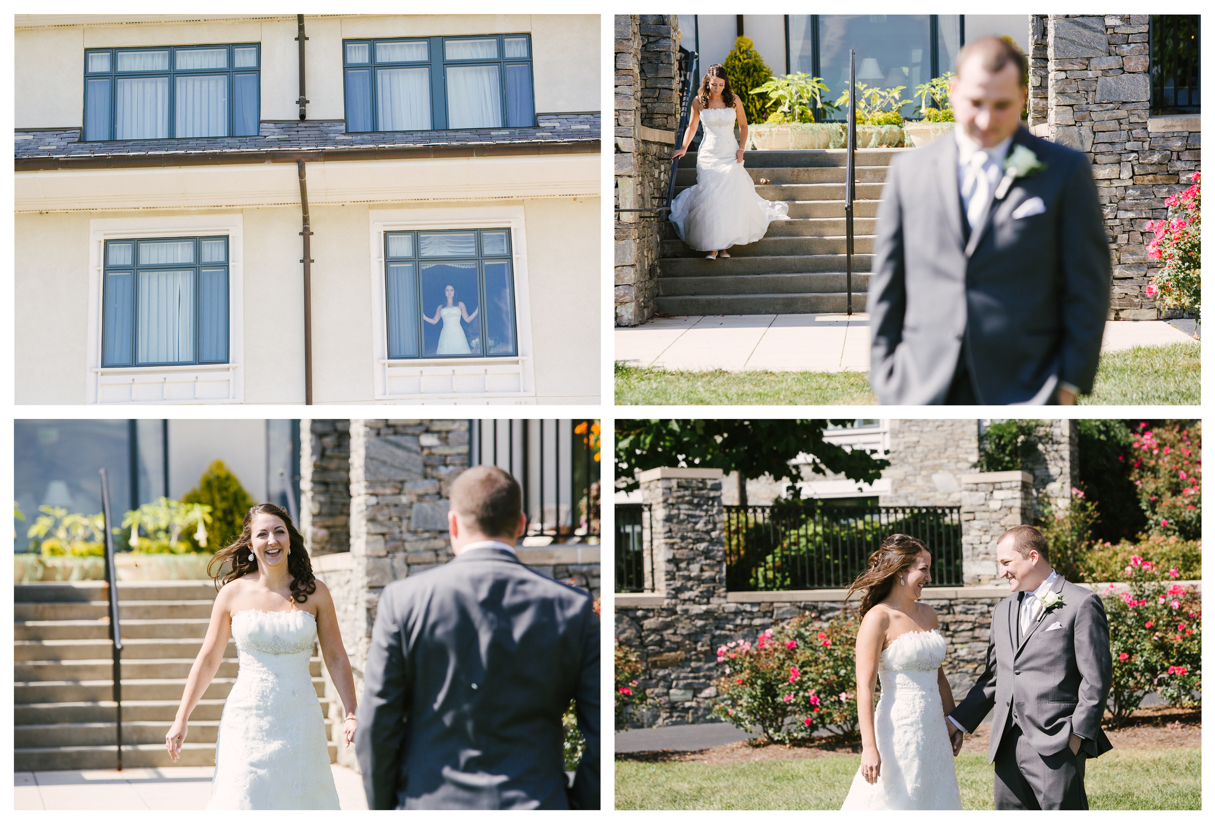 Biltmore Estate Wedding - First Look