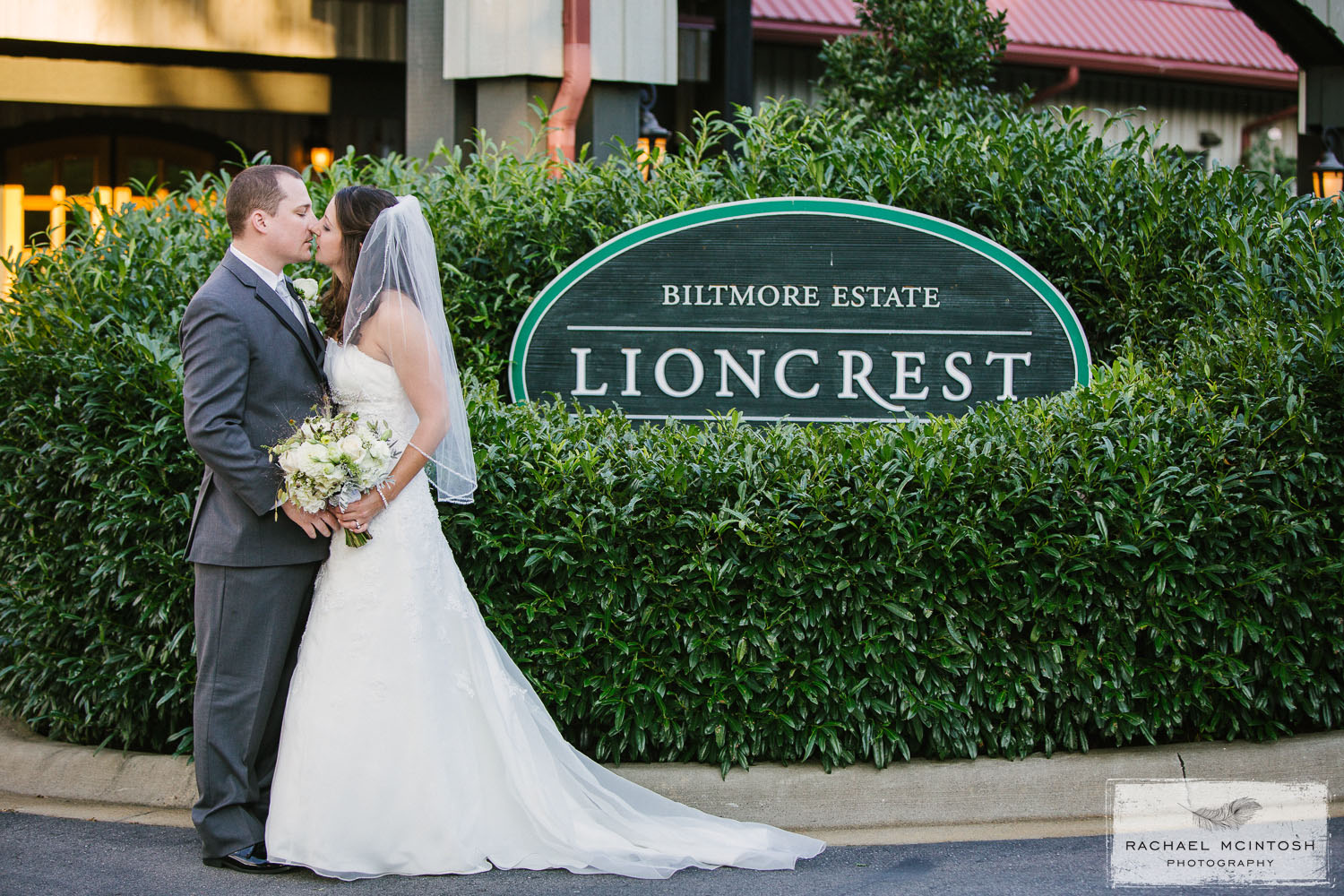 Biltmore Estate Wedding, Lioncrest
