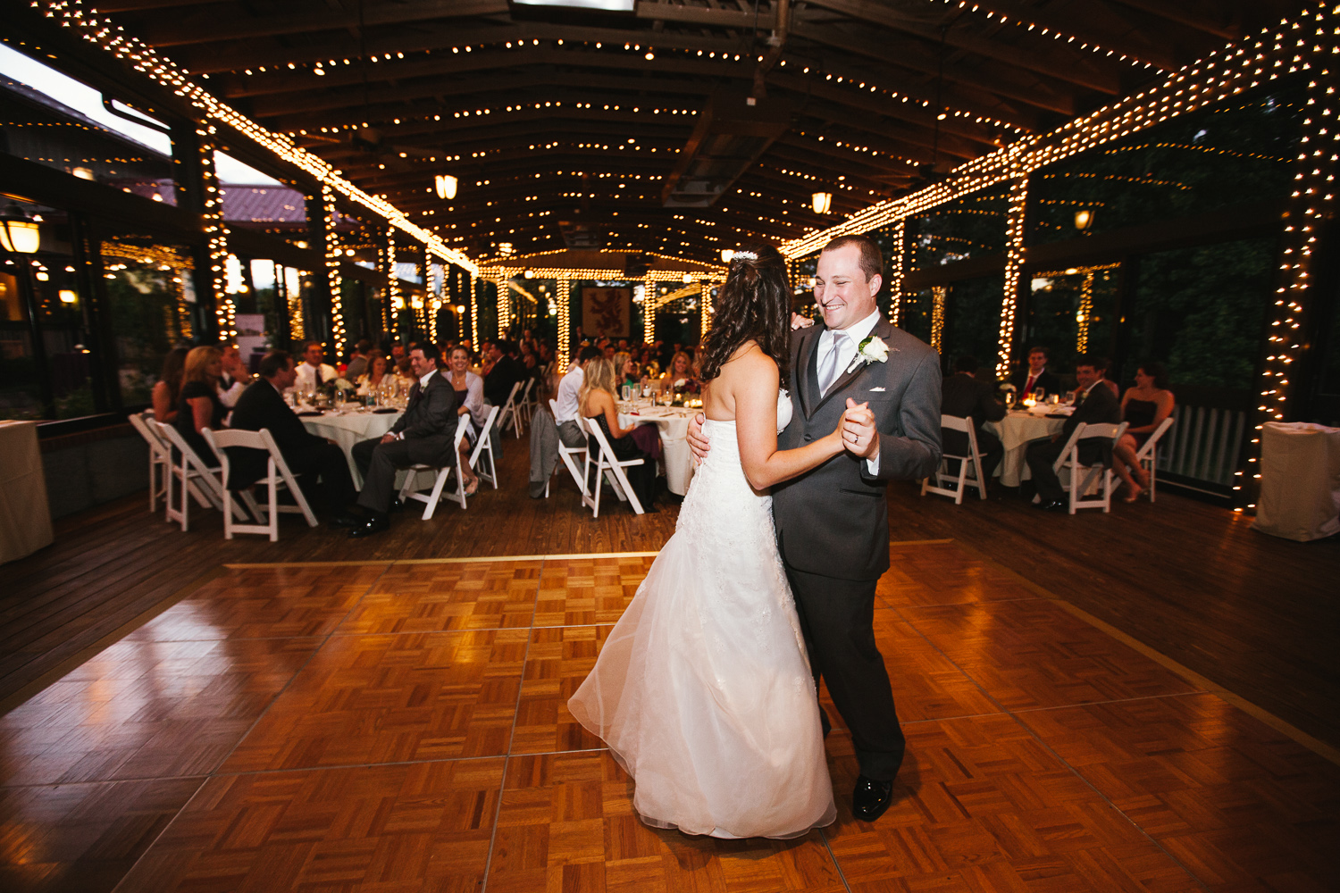 First Dance, Lioncrest Veranda