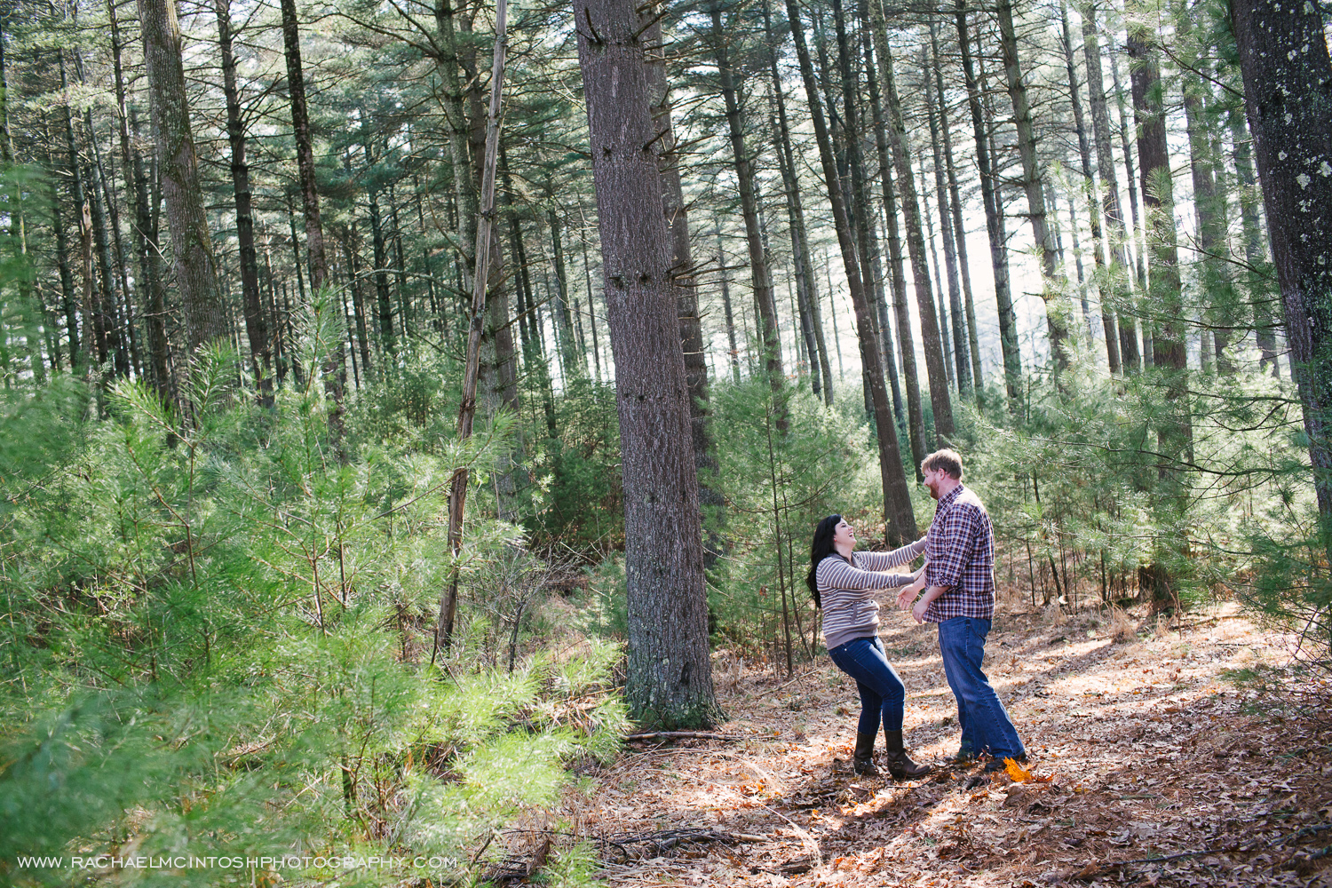 Spring Engagement Session-Asheville Wedding Photographer 11.jpeg