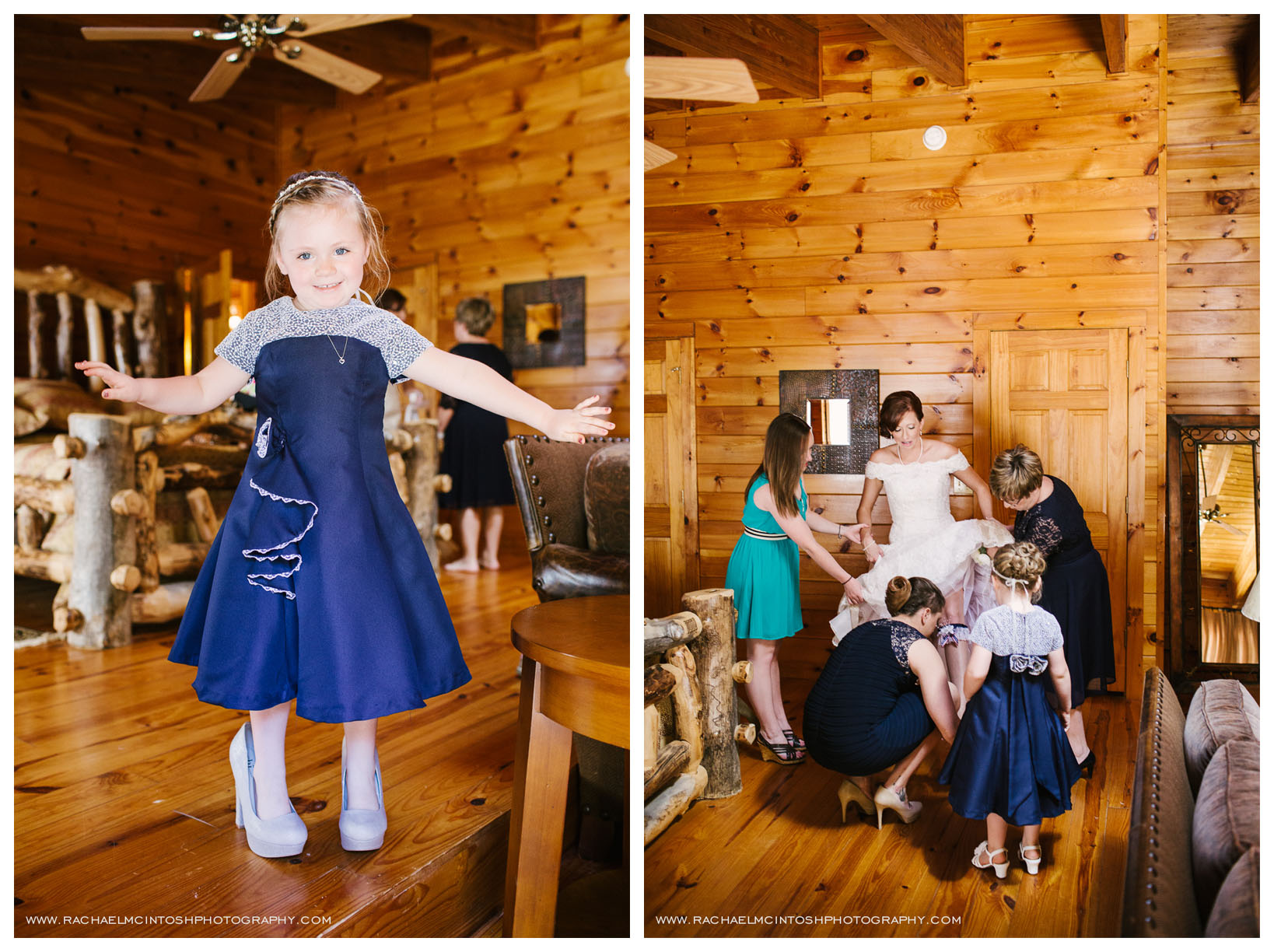 Asheville NC Wedding at Rivers Ridge Lodge 12.jpg