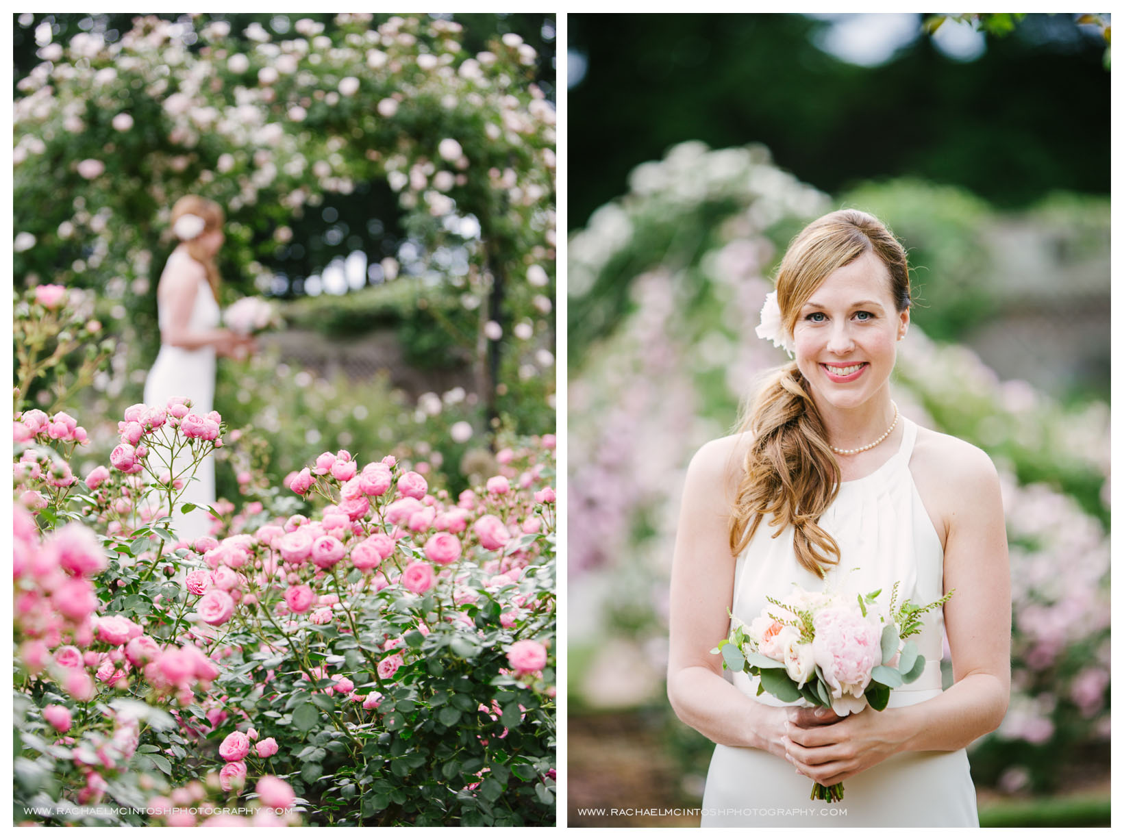 Biltmore Wedding Asheville NC - First Look in Rose Garden-34.jpg