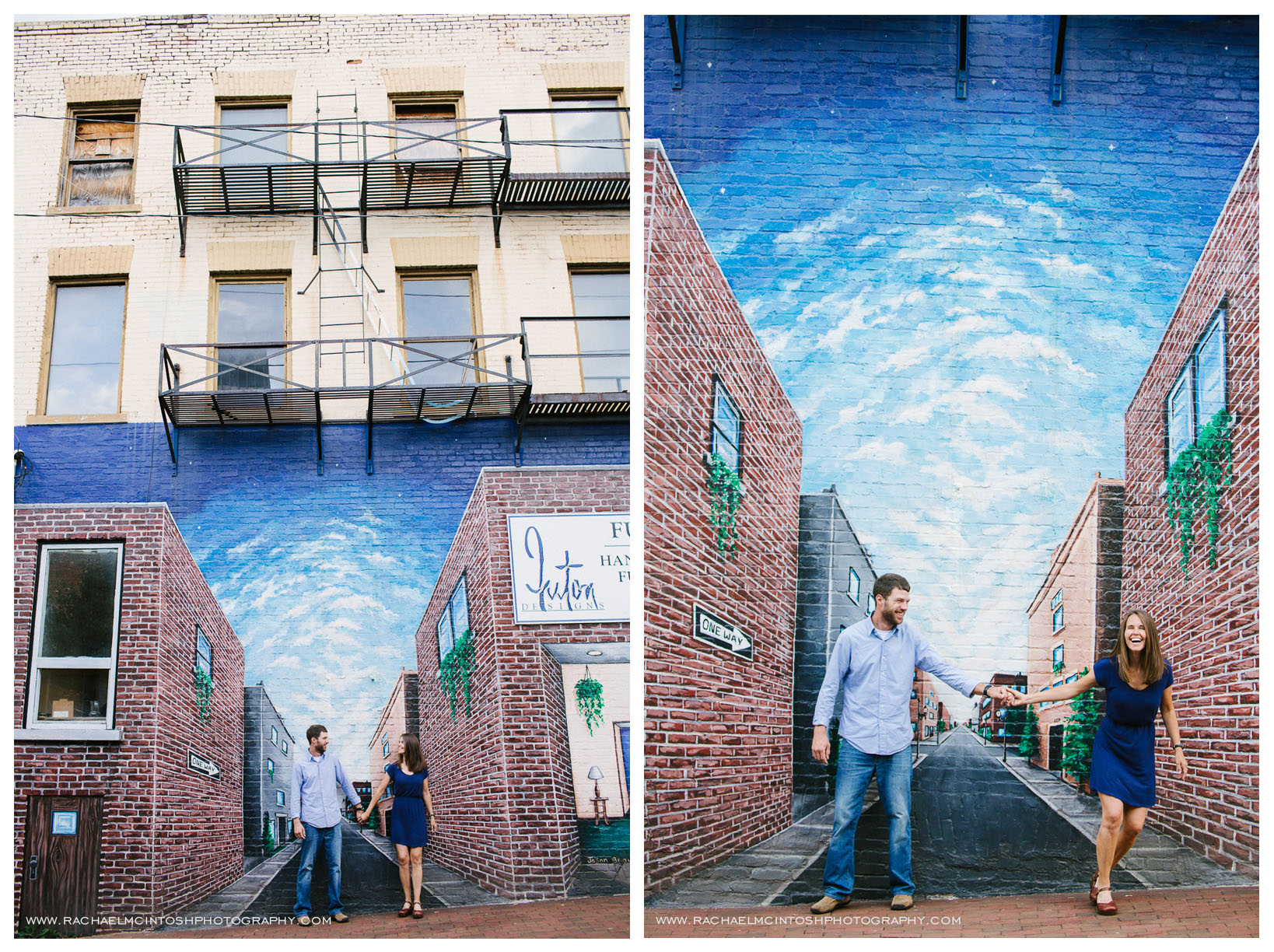 Down Town Asheville Engagement Session- Asheville Wedding Photography-21.jpg