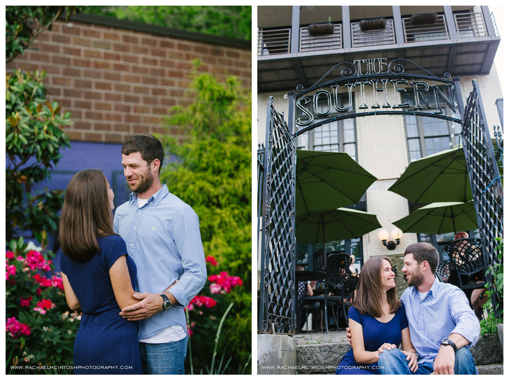 Down Town Asheville Engagement Session- Asheville Wedding Photography-23.jpg