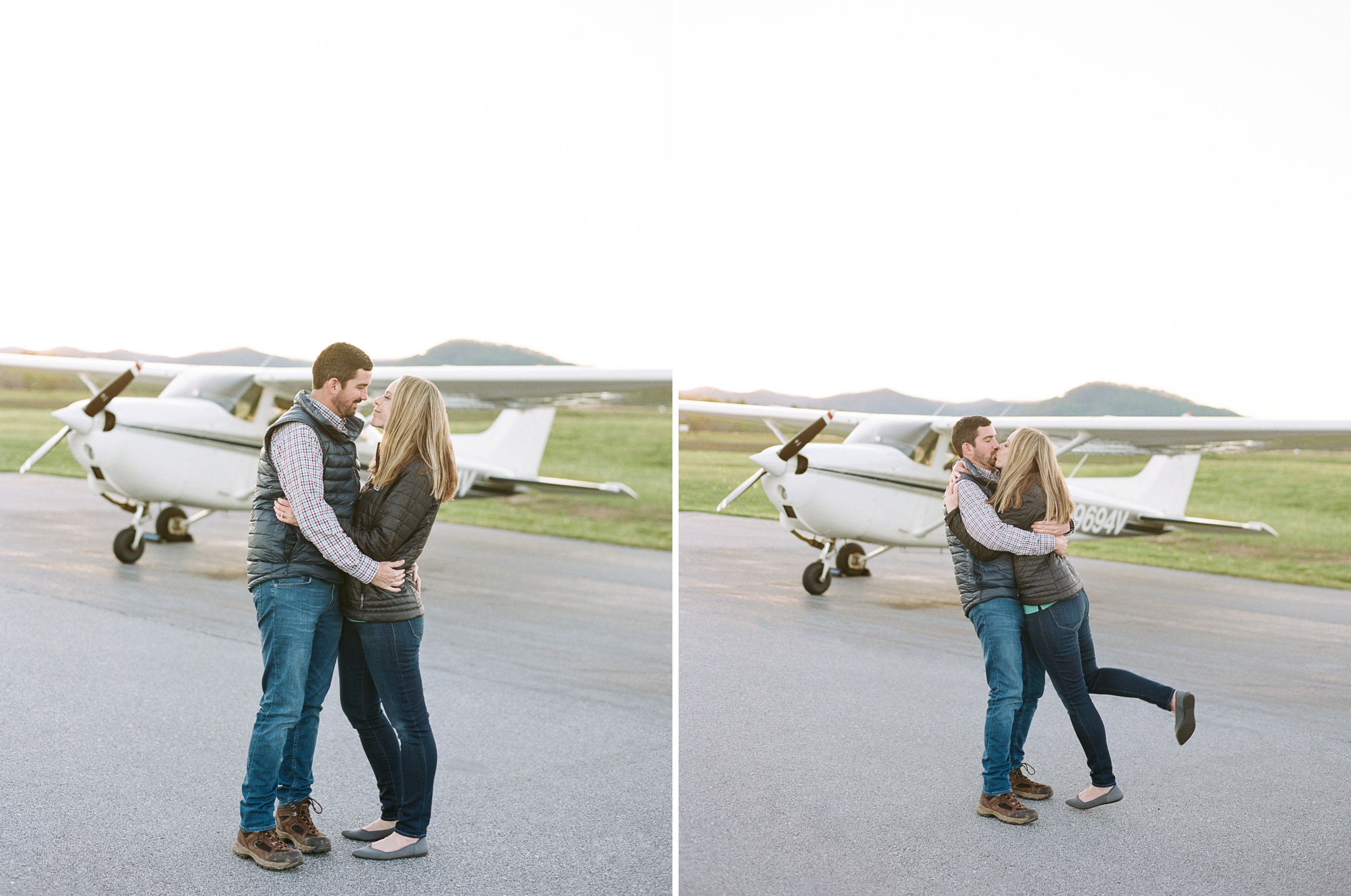 Engagement Photos at Asheville Airport-46.jpg