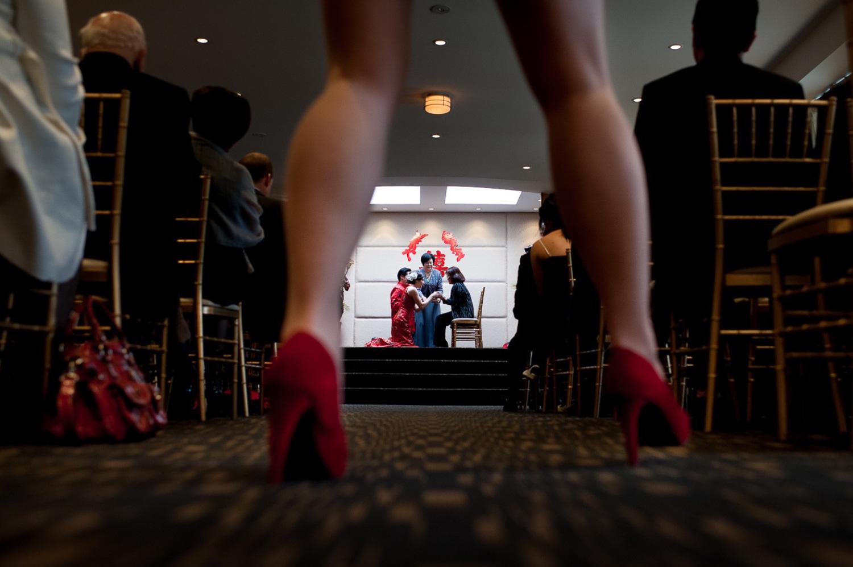 Eglinton Grand Wedding Tea Ceremony