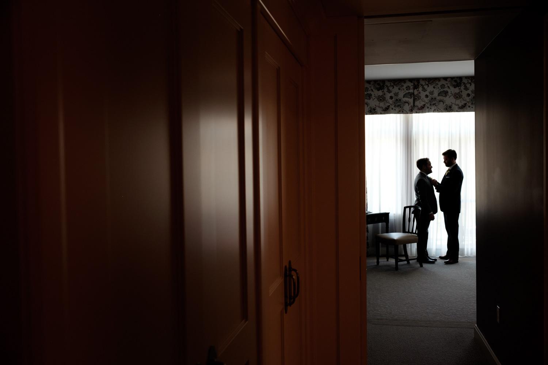 bruce hotel same sex wedding