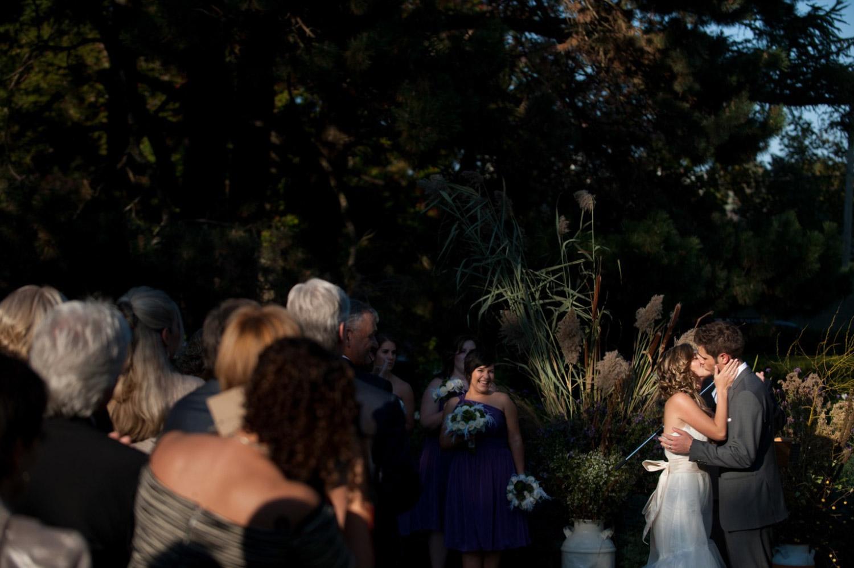 Donalda Club Wedding Ceremony