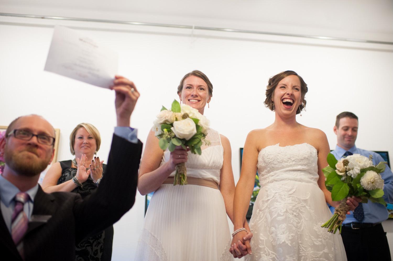 Collingwood Wedding Ceremony