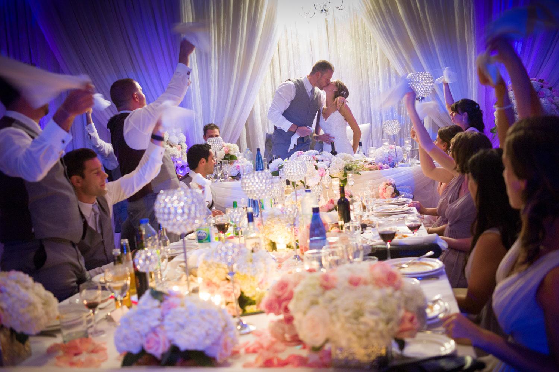 toronto wedding reception