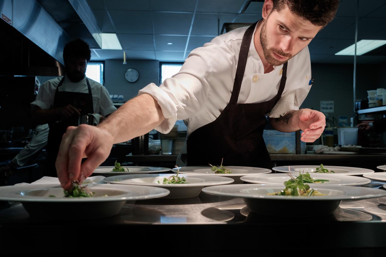 toronto wedding chef