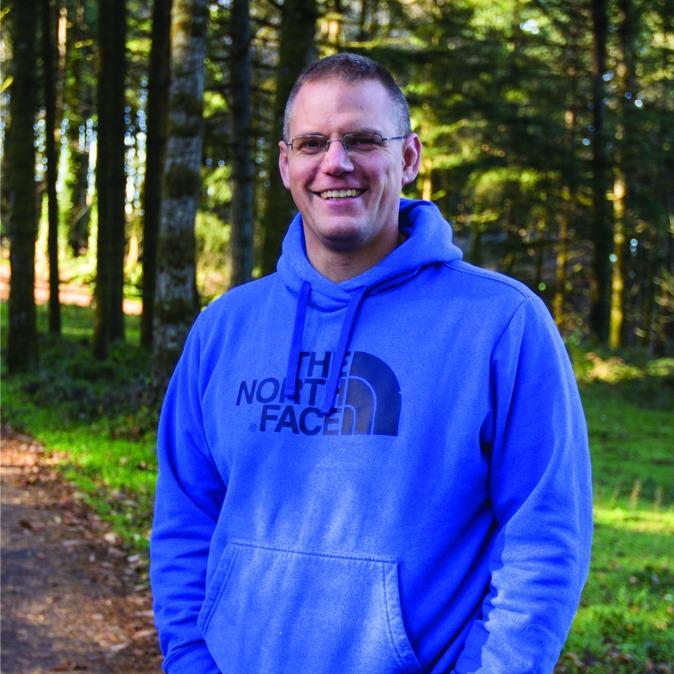Tim Walter: MAP director at YWAM (Salem, Oregon)