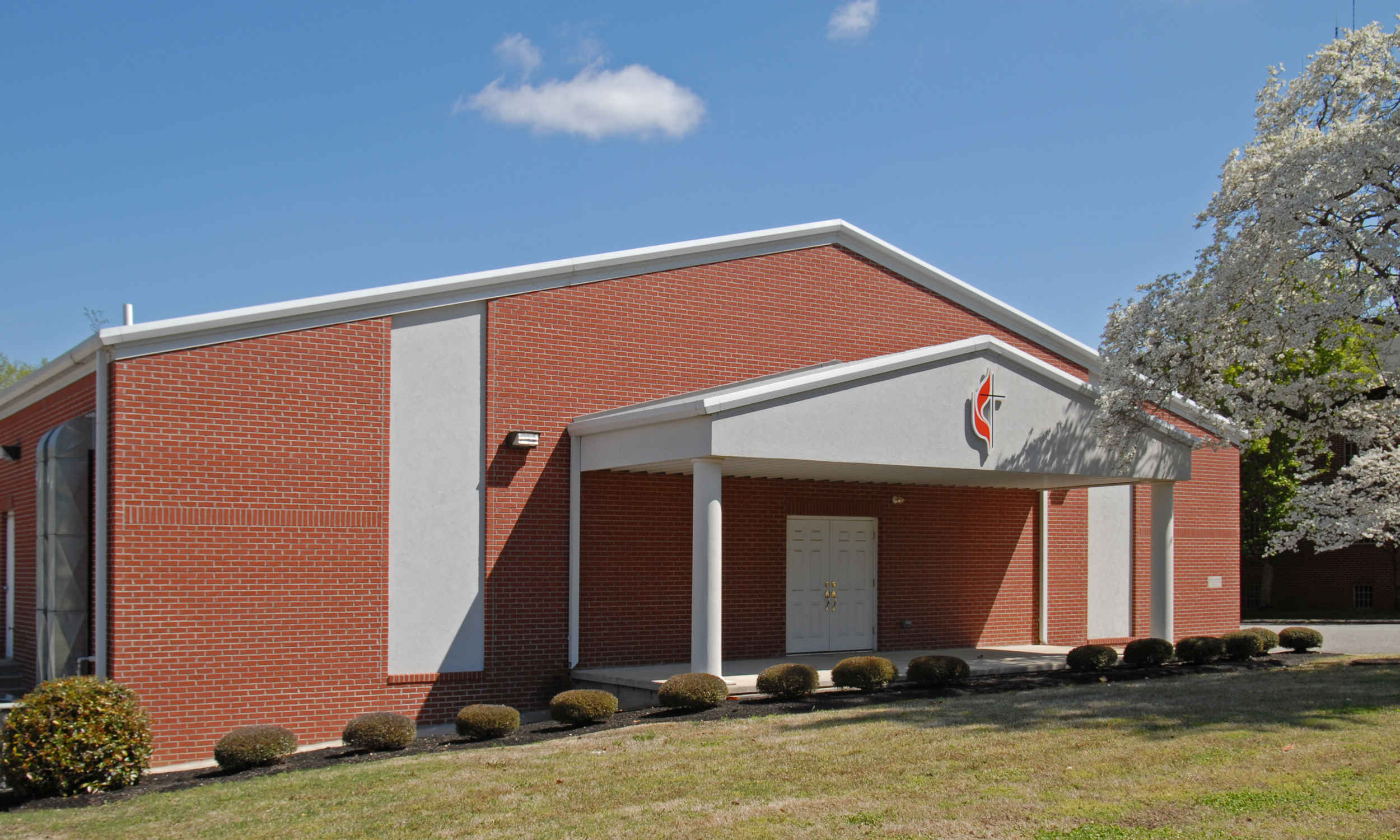 The Margie Young Life Center, where many of our ministries take place.