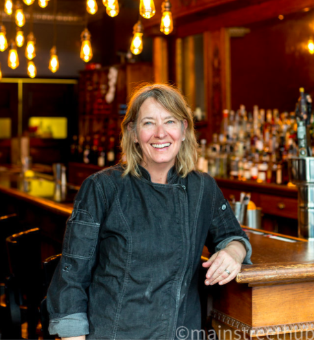 Want to stay in this week? Chef Kate can help!.