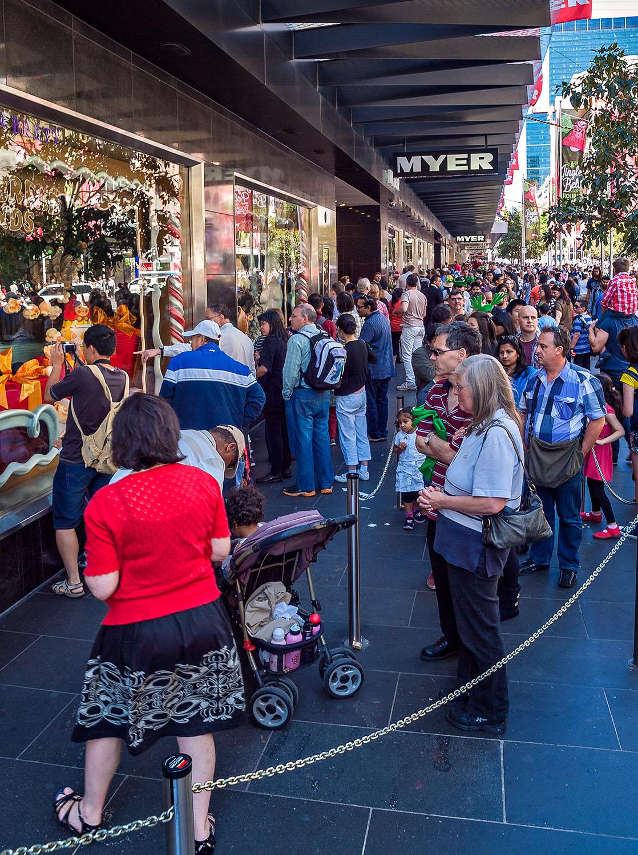 A Melbourne tradition