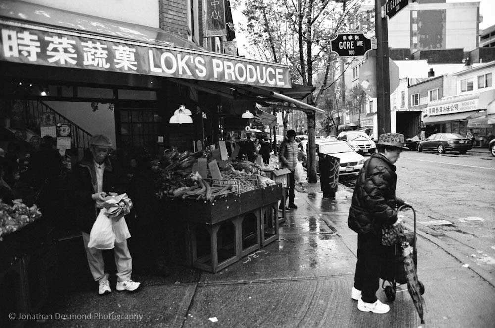 I pulled this image from one of my blog posts I made in 2013. Lok's Produce is an iconic store on Gore and East Georgia.  http://jonathandesmond.blogspot.ca/2014/02/an-update-on-2013-chinatown-project.html