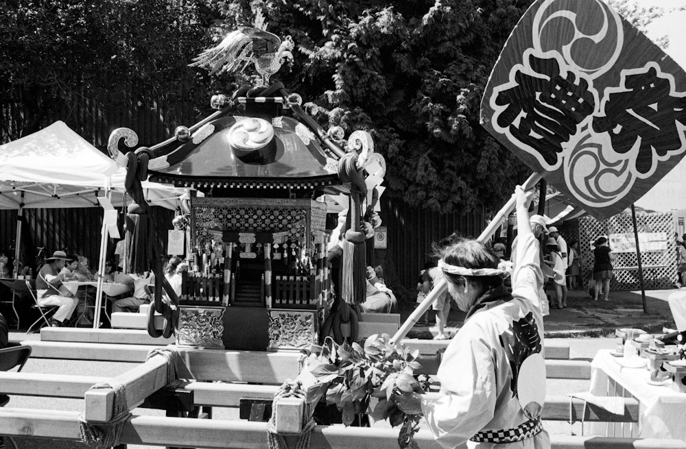 Taken during the Powell Festival (a Japanese cultural festival that we have annually in Vancouver).