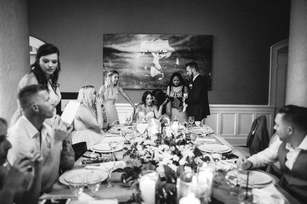 empress hotel wedding