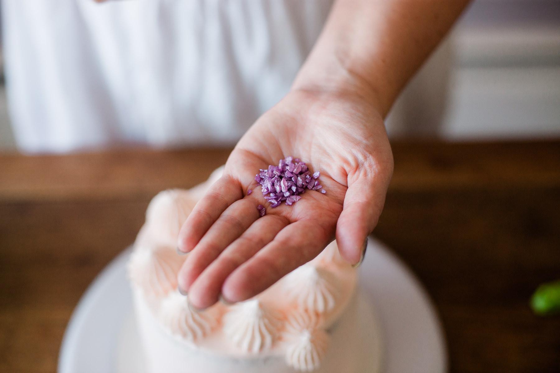 VanillaAndHoneyBee Cake WeddingVendorBTS-18.jpg