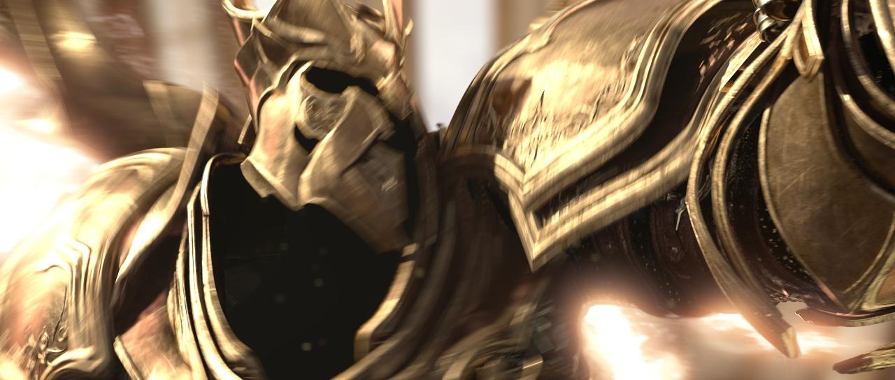 Diablo III Death of Cain Cinematic
